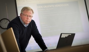 Dag Auby Hagen, fylkesberedskapssjef i Aust-Agder